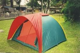 TENDA RR - SADULUR 55: Tenda Dome
