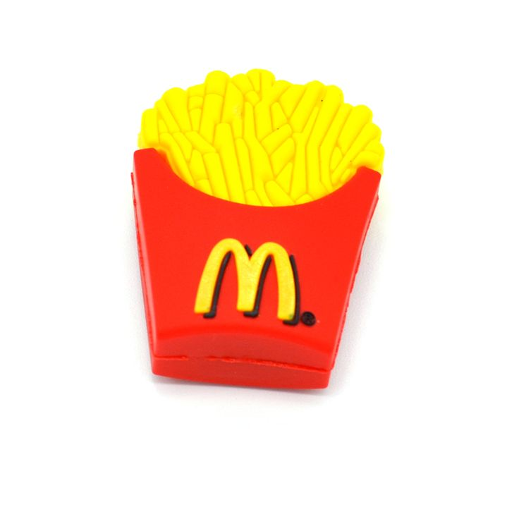 ==> [Free Shipping] Buy Best Hot McDonald's fries usb flash drive memory disk stick sale real capacity 2gb-64gb creative U disk drive pen drive S355usb stick Online with LOWEST Price | 32800152978