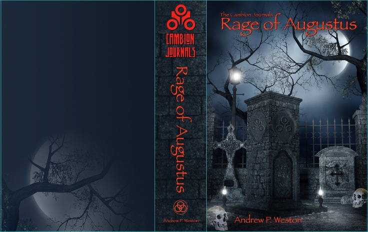 Copy of - The Cambion Journals - Rage of Augustus