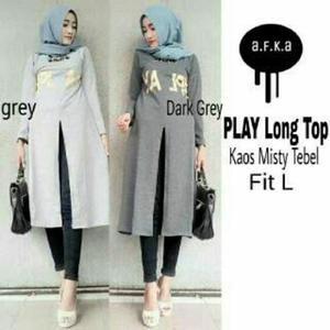 busana muslim baju busana baju atasan baju muslim hijab jilbab blouse gamis tunik Playlongtop