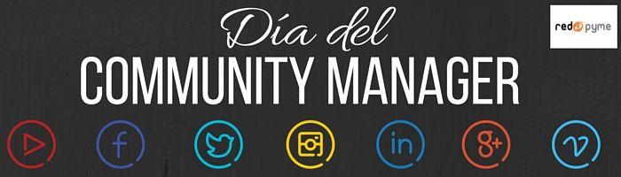 Día del community manager 2016