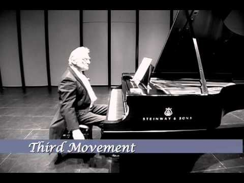 A performance by William Marx of John Cage's 4'33. Filmed at McCallum Theatre, Palm Desert, CA.