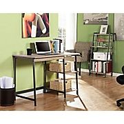 Shop Staples® for Homestar 2-PC Laptop Desk/4-Shelf Bookcase Set, Reclaimed Wood and enjoy everyday low prices, and get everything you need for a home office or business.