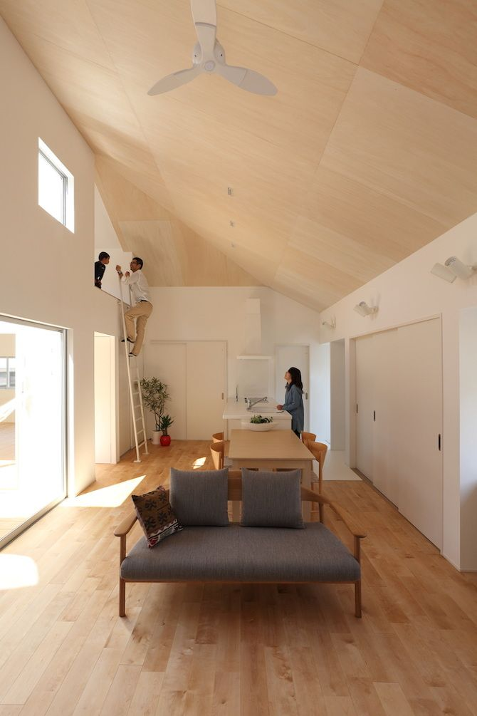 ALTS Design Office: Aishō house - Thisispaper Magazine