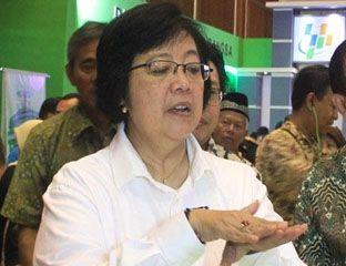 Menteri Siti Bakal Libatkan KPK di Kasus Karhutla Riau