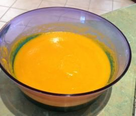 Recipe Quick and Easy Pumpkin Soup by ejwarner - Recipe of category Soups