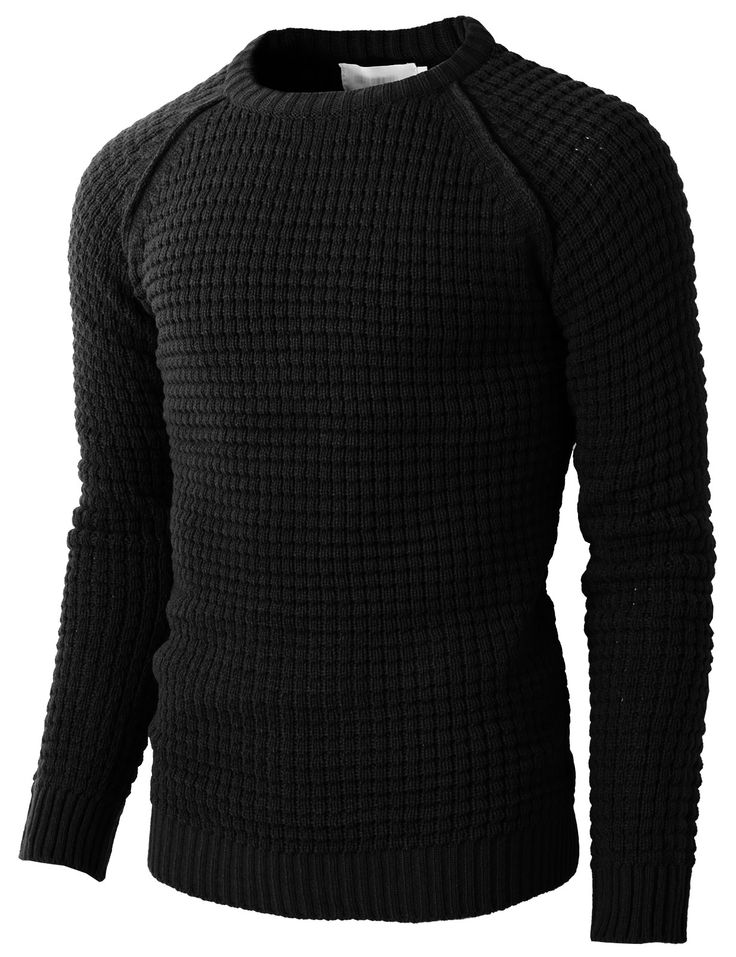 Sweater for Men Jumper, Anthracite, Wool, 2017, L XL Burberry