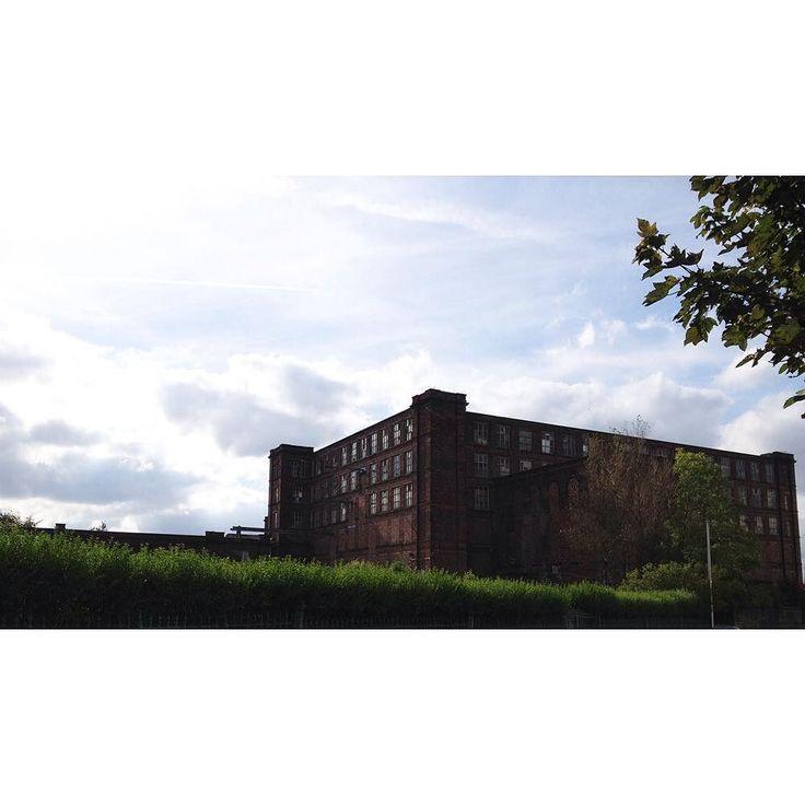 This is where the yarn dwells #study34 #ethicalfashion #sustainablefashion #yarn #knitting #knitwear #madeinbritain