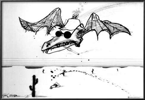 Ralph Steadman- Spirit of Gonzo