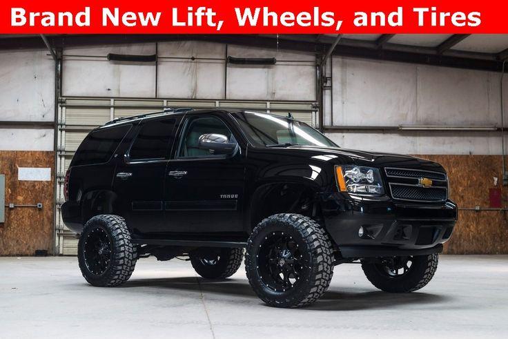 2012 Chevrolet Tahoe LT, Stock #3410 - Net Direct Auto Sales
