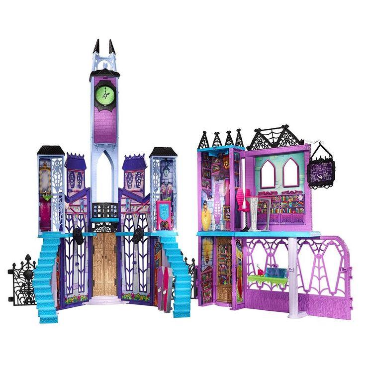 COMPRA de Escuela de Lujo Monster High al mejor precio | Walmart Tienda en Línea