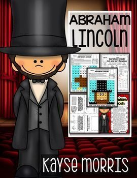 Ready to teach your primary students about Abraham Lincoln? This mini-unit is the perfect resource for you to use to do just that! It includes a variety of activities that teach all about Abe, his life, and his accomplishments. Click through to learn more about this mini-unit!