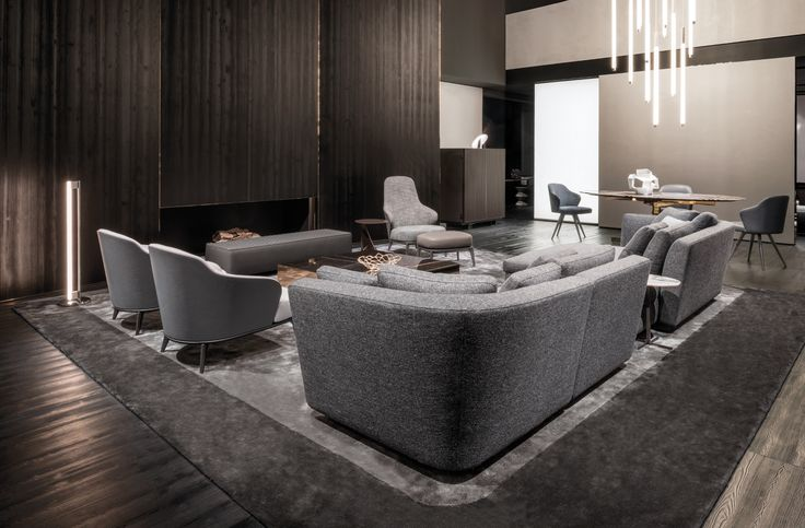 Minotti Ipad - 2015 COLLECTION EN