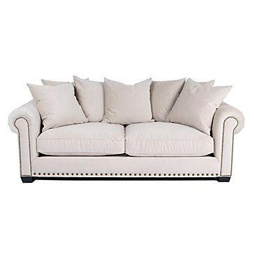 Z Gallerie Linden Sofa Buckwheat Love This Sofa But