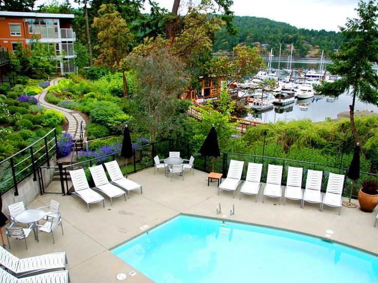 Readers' Rating: 84.470Brentwood Bay Resort