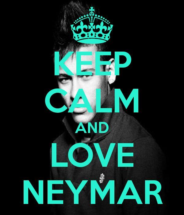 Keep Calm Game On!   Keep calm... Neymar is a reeeeeeaaaaaaaalllllllllllyyyyyyyy good Brazilian soccer player!