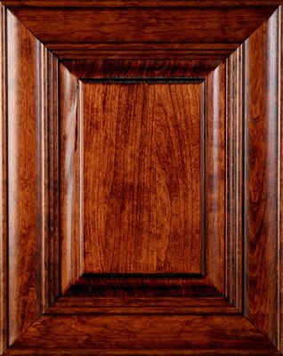 cherry wood door quot cinnamon quot stain cabinet door colors pinterest
