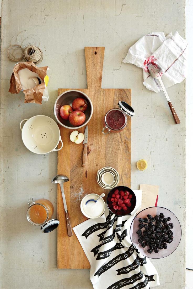 Shanna Murray for West Elm measurement conversions tea towel: Food Styles, Fruit, Shanna Murray, Teas Towels, Cut Boards, Breakfast, Conver Teas, Drinks Recipe, Kitchens Items