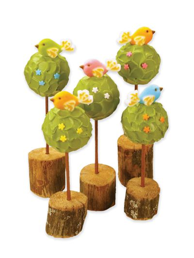 cake pop decorating | birds of fancy cake pops size other cake truffles skill level easy ...