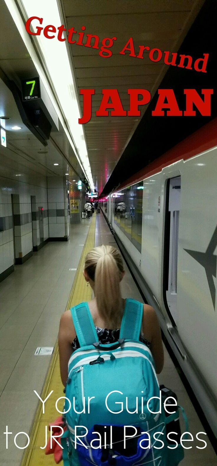 Getting Around Japan: Guide to JR Rail Passes - Have Seat Will Travel