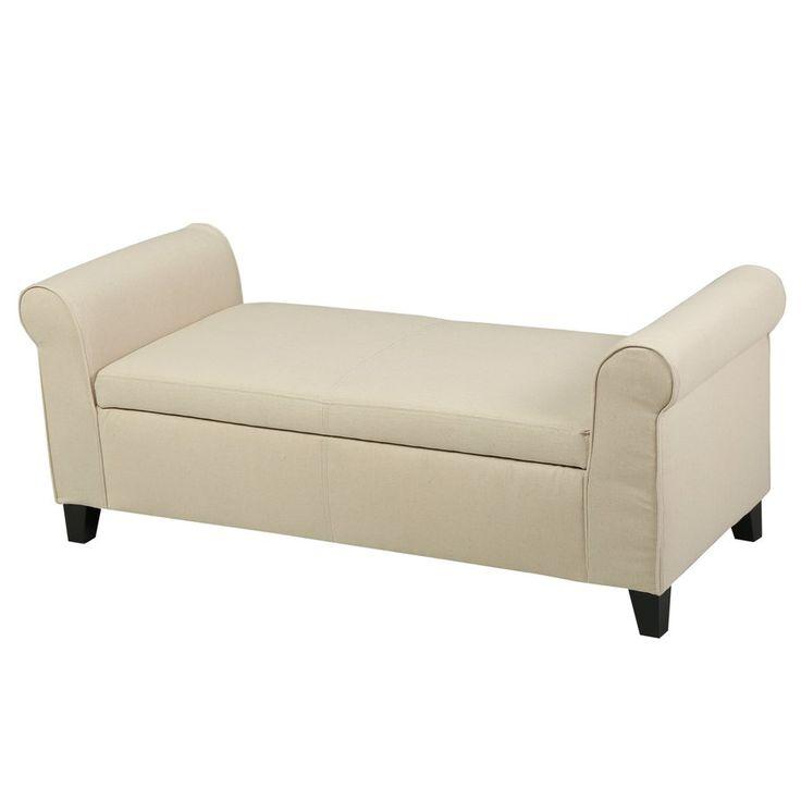 Alcott Hill Varian Upholstered Storage Bedroom Bench: 14 Best Bedroom Storage Bench Images On Pinterest