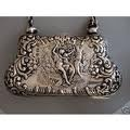 edwardian chatelaine purse