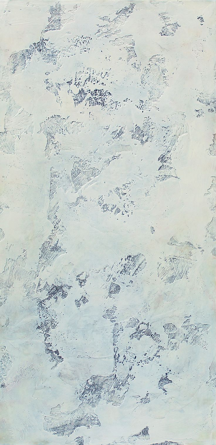 """ Stone Lion II "" encaustic by Patricia Dusman 36"" x 18"""