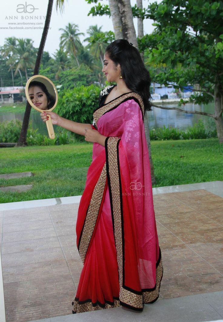 party saree