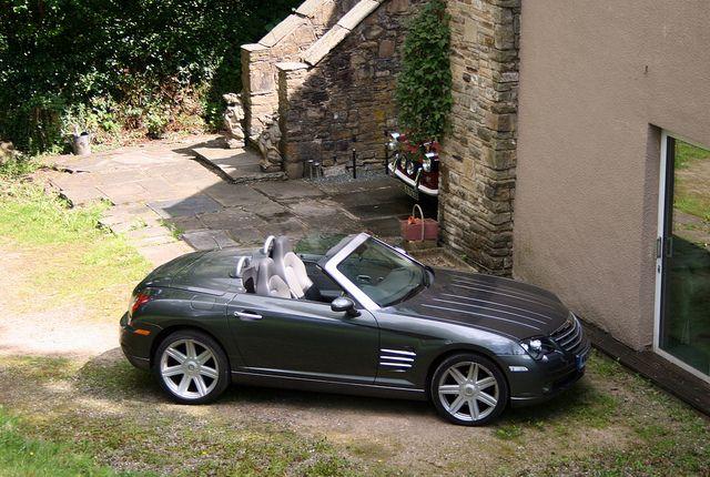 Chrysler Crossfire Roadster (2005)
