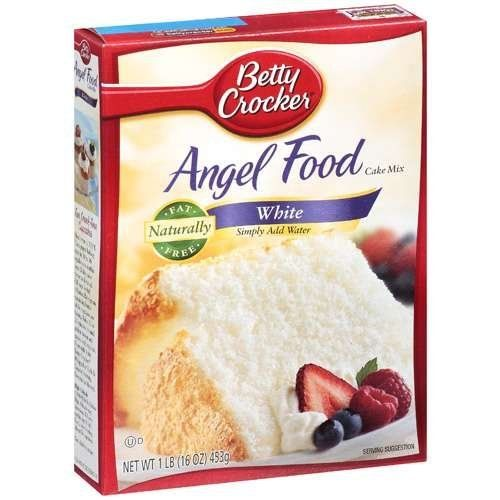 Pineapple Angel Food Cake Recipe | Angel food cake mix ...