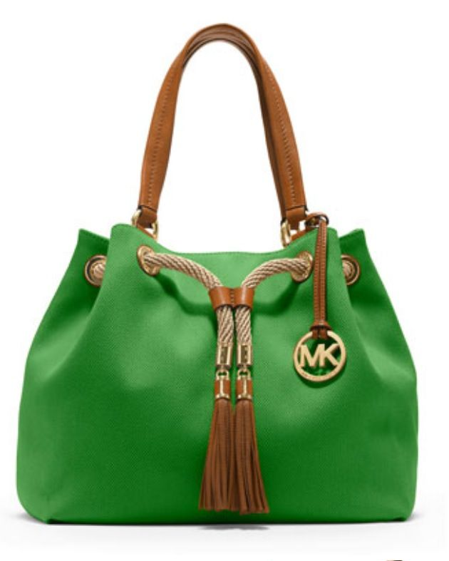 MICHAEL Michael Kors Large Marina Gathered Tote
