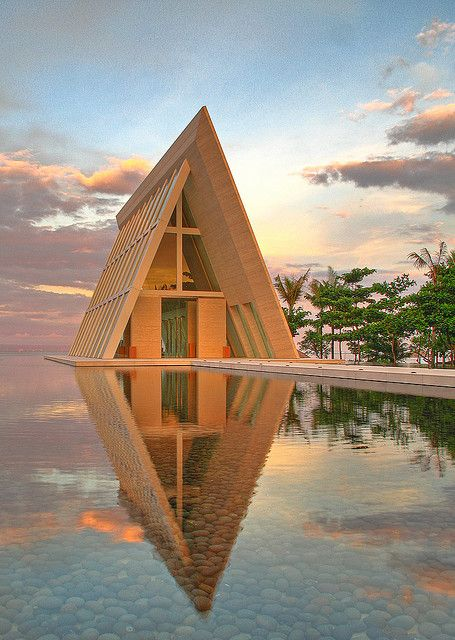 Conrad Hotel Bali - Wedding Chappel III by yushimoto_02 [christian], via Flickr