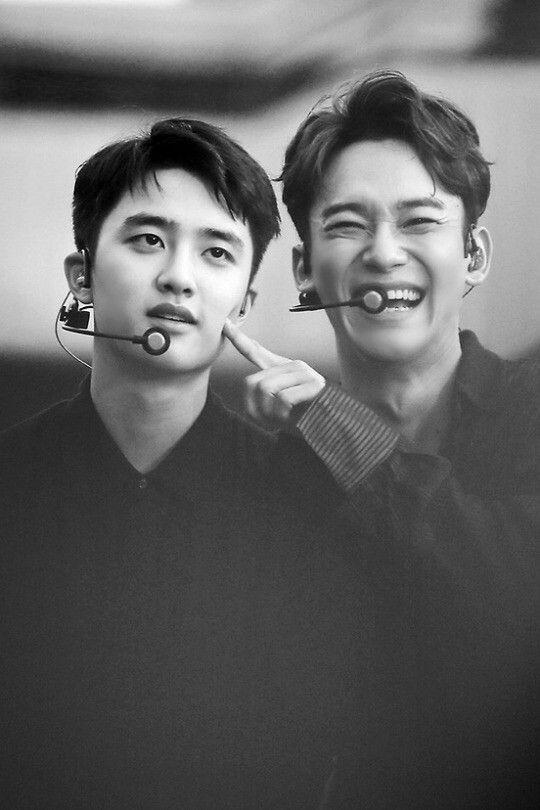 Chen & Kyungsoo