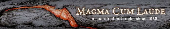 Everybody look what's goin' down - Magma Cum Laude - AGU Blogosphere
