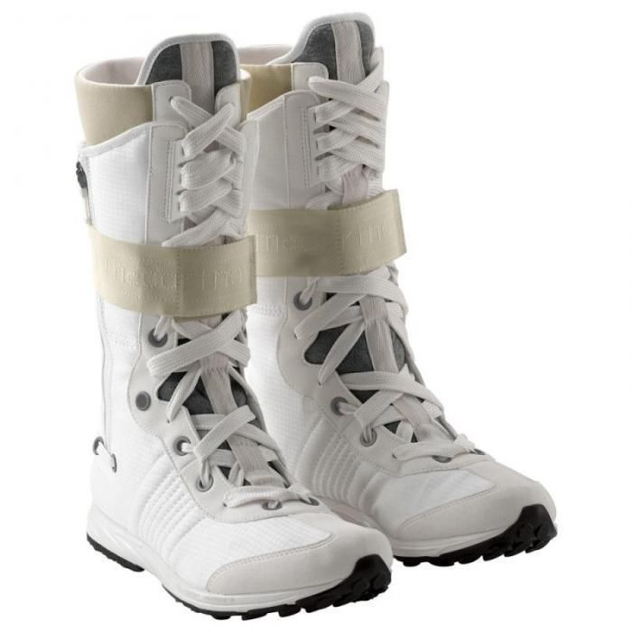 ADIDAS Stella McCartney Fortanima White Winter Boots