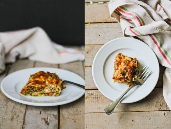 Comfy Belly: Mexican Lasagna