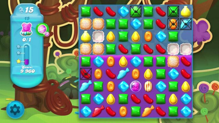 This Game Videos - Candy Crush Soda Saga Level 15