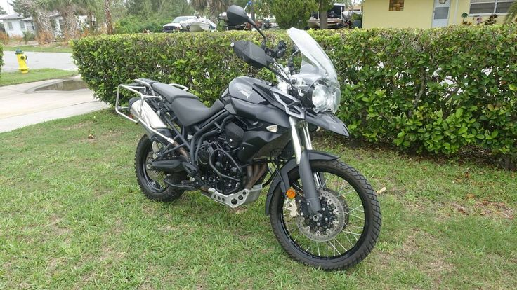 2014 Triumph TIGER 800 XC ABS Price And Modification Picture