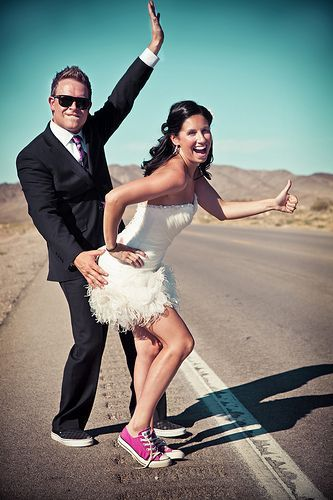 what to wear for my vegas wedding