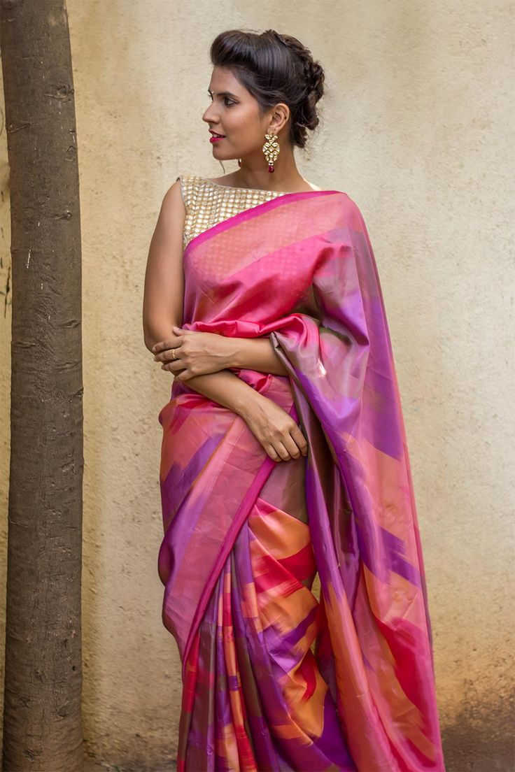 Modern half saree blouse designs the  best images about designer sarees on pinterest  pure silk