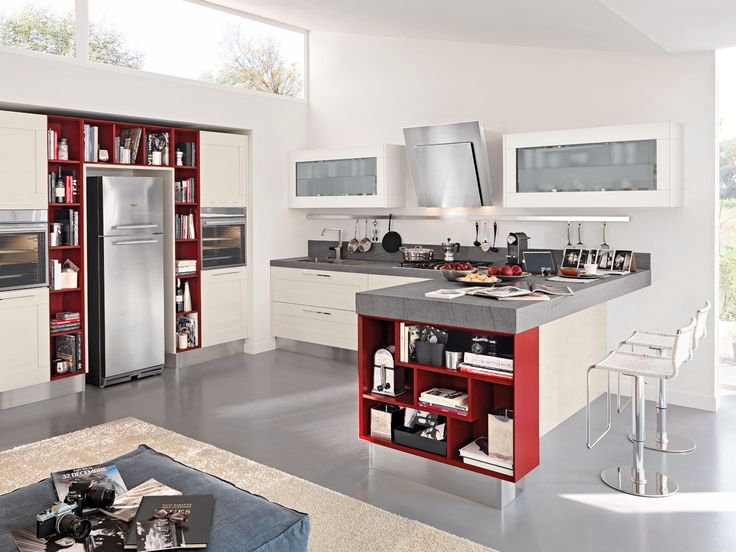 31 best Gallery Collection by Cucine LUBE images on Pinterest ...