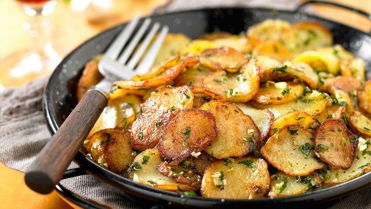 Pommes de terre sarladaise