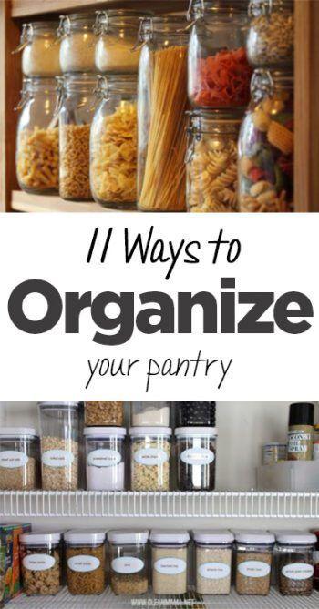 nice 11 Ways to Organize Your Pantry - Organization Junkie by http://www.best99-home-decor-pics.club/homemade-home-decor/11-ways-to-organize-your-pantry-organization-junkie/