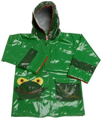 Now that the weather is changing and fall is officially here, you might be thinking about getting your child a new raincoat with matching bo...