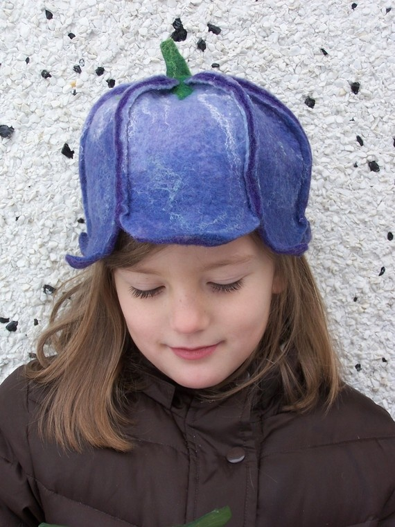 fairy hat (felt)