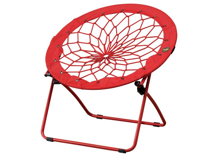 Need some extra seating for entertaining on #CanadaDay? This Red Bunjo Chair is fun, lightweight, and super comfy!