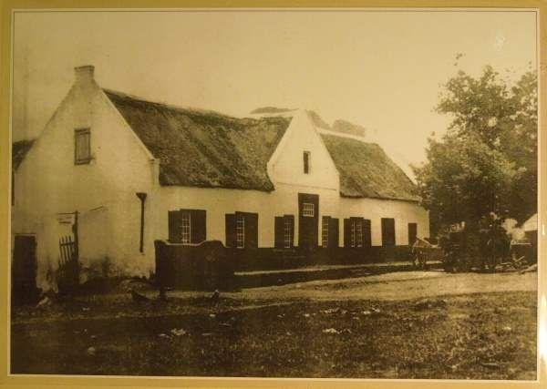 Oude Molen Alexander Street Stellenbosch