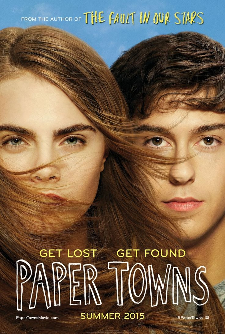 Susan Heim on Parenting: Paper Towns ~ See It in Theaters Starting July 24 ~ Giveaway for a $25 Visa Gift Card, Book and Bookmark