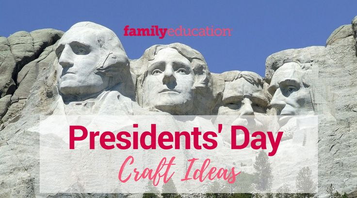 3 Quick & Easy Presidents' Day Crafts