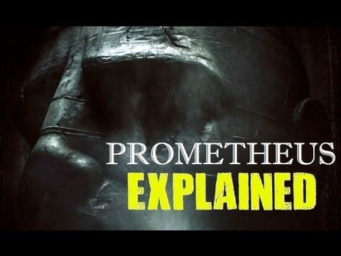 Chris Stuckmann examines Prometheus from beginning to end, offering his thoughts on what the film means and the many questions it asks.    This is a great article that delves into the religious themes of the movie, a really fascinating read: http://cavalorn.livejournal.com/584135.html